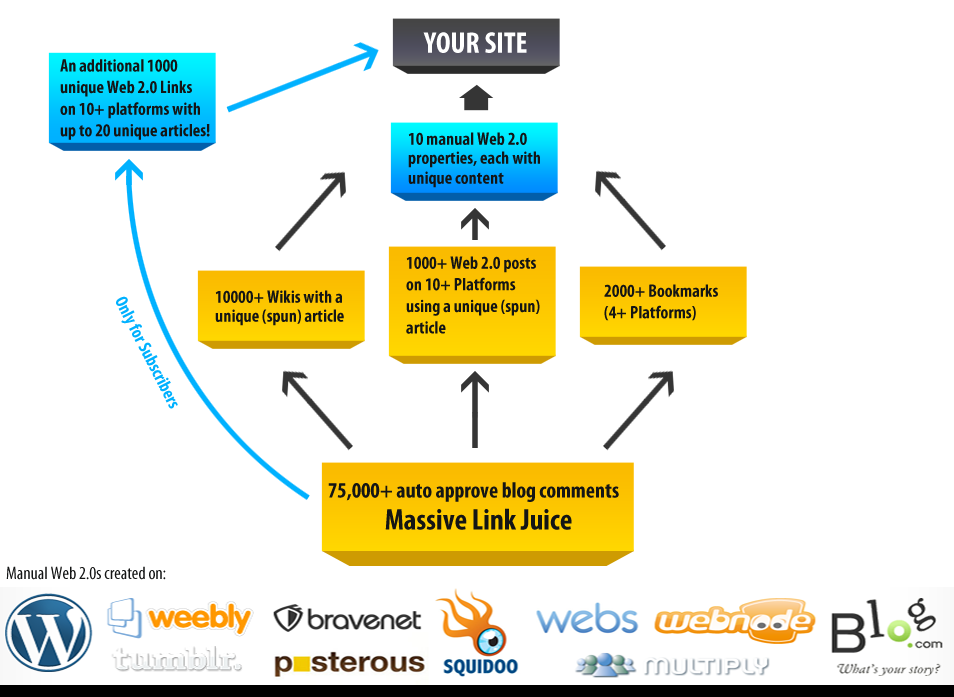Backlink Strategy