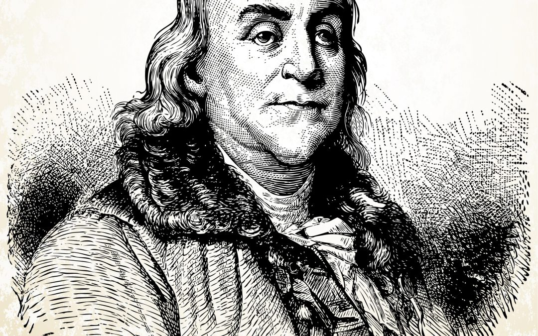 Ben Franklin and Personal Betterment